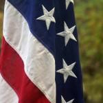 the veterans flag