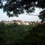 photo of bloomfield from a distance