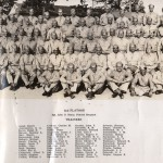 2nd Platoon Trainees, Camp Lee, VA June 1942
