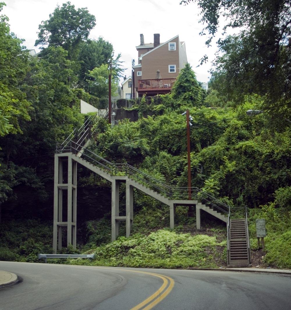 municipal steps