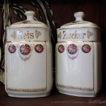 canisters in german