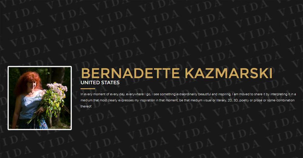My VIDA profile.