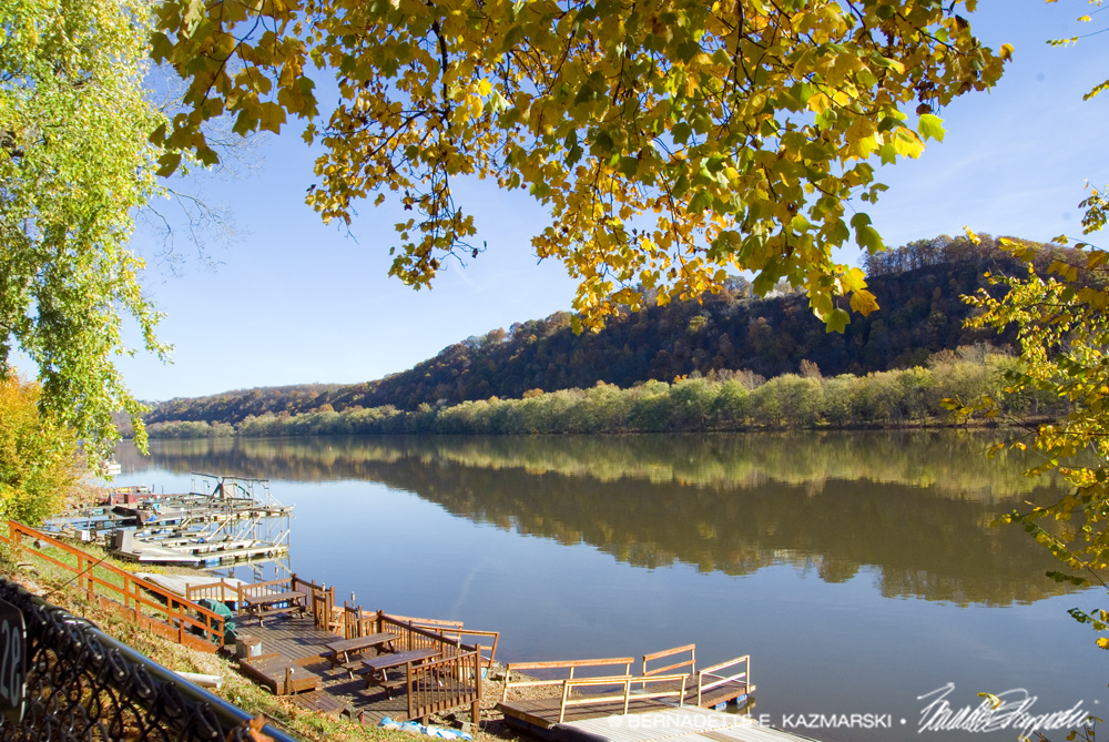 Along the Allegheny River