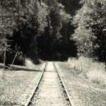 Bend in Tracks