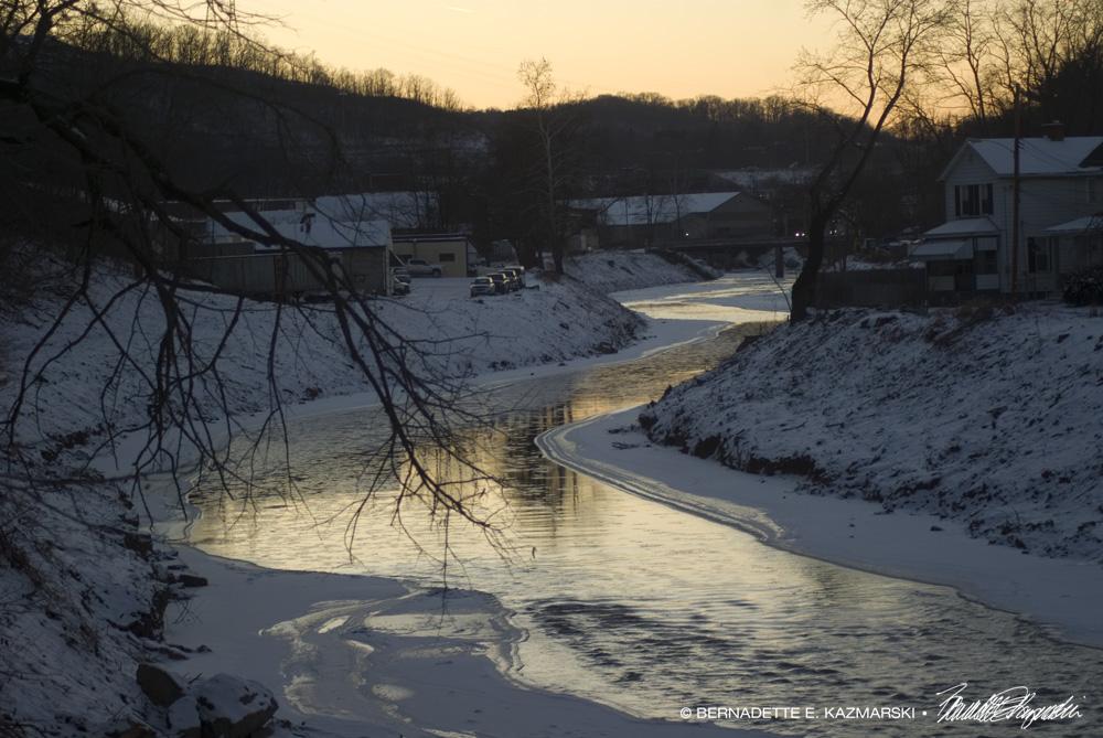 Curving Creek