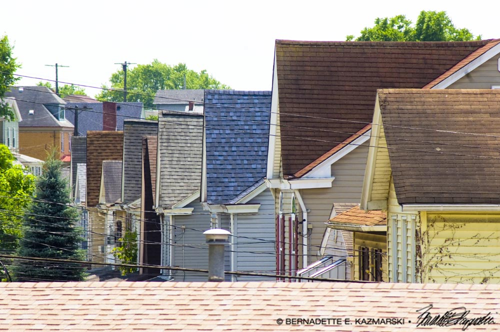 Roofs in a Row
